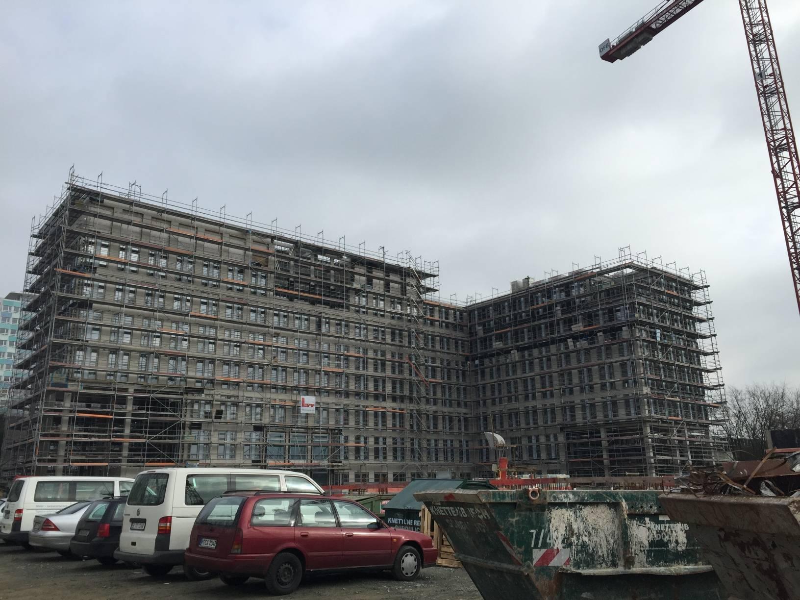 Gradilište Offenburg Njemačka